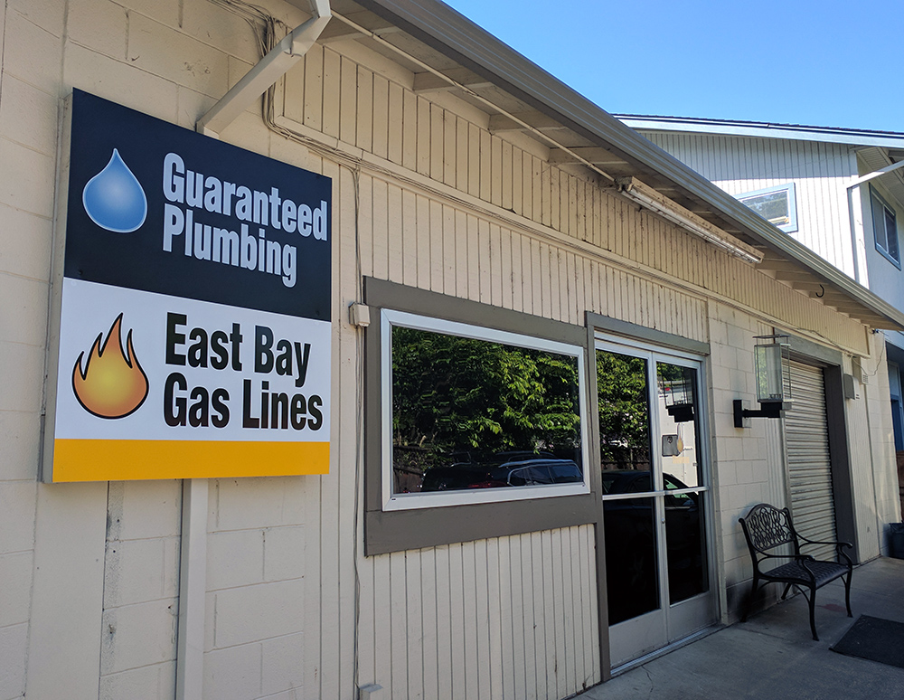 Guaranteed Plumbing | East Bay Gas Offices