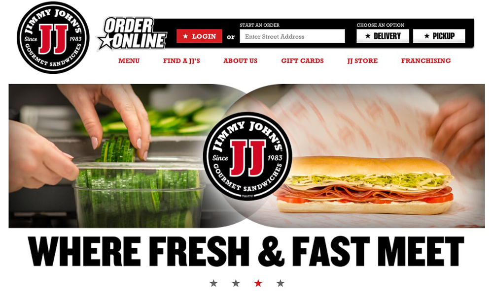 Jimmy Johns – Three Cities